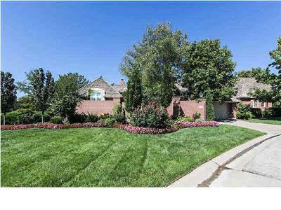 Wichita Single Family Home For Sale: 9215 E Killarney