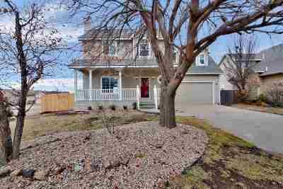 Wichita Single Family Home For Sale: 9302 E Marion St