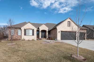 Wichita Single Family Home For Sale: 15212 E Summerfield