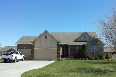 Wichita Single Family Home For Sale: 13506 W 10th Ct N