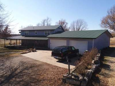 Leon Single Family Home For Sale: 536 SE 137th Terrace