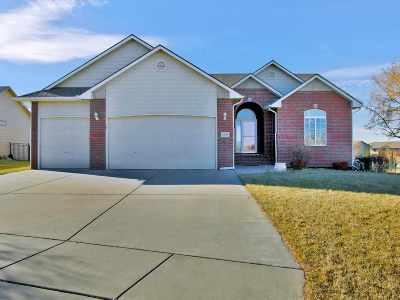 Wichita Single Family Home For Sale: 12319 E Willowgreen Ct