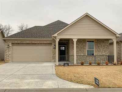 Bel Aire Single Family Home For Sale: 7810 E Turquoise Trail