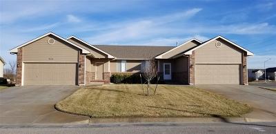 Wichita Multi Family Home For Sale: 3802 N Pepper Ridge St