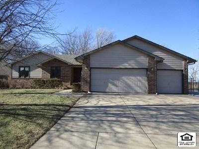 Wichita KS Single Family Home For Sale: $159,000