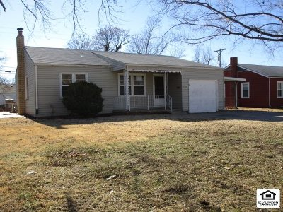 Wichita KS Single Family Home For Sale: $50,000
