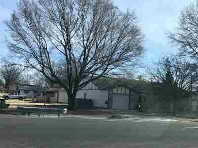 Rose Hill Multi Family Home For Sale: 422 N Rose Hill