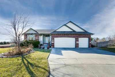 Maize Single Family Home For Sale: 10821 W Waterside Ct