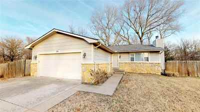 Wichita KS Single Family Home For Sale: $154,900