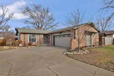 Derby Single Family Home For Sale: 918 E Kay St