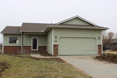 Valley Center KS Single Family Home Sale Pending: $157,500