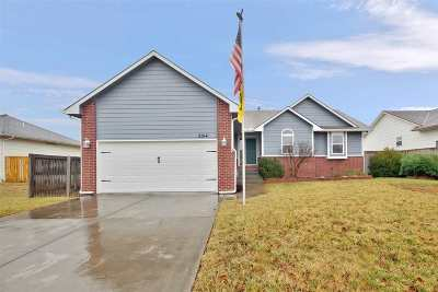 Wichita Single Family Home For Sale: 2514 S Greenleaf St