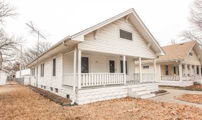 Wichita Single Family Home For Sale: 344 S Green St