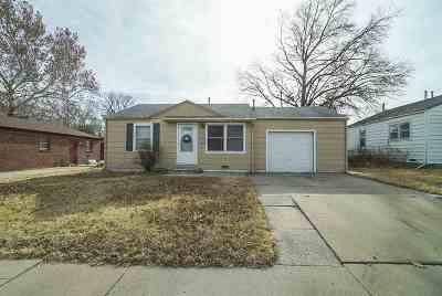 Wichita Single Family Home For Sale: 5907 E Lincoln St