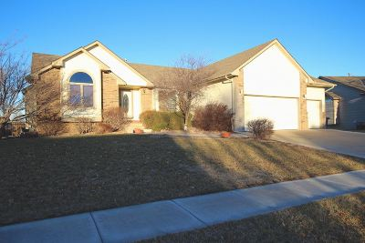 Wichita Single Family Home For Sale: 14822 W Lynndale St