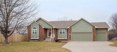 Wichita Single Family Home For Sale: 11210 W Central Park Cir