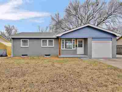 Wichita Single Family Home For Sale: 1519 Greenfield