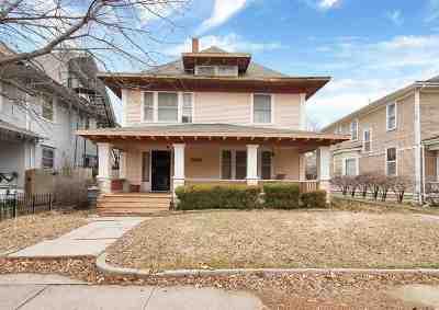 Wichita Single Family Home For Sale: 1312 N Topeka