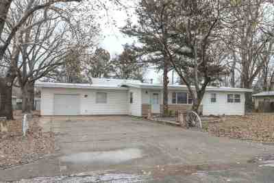 Wichita Single Family Home For Sale: 1012 W Mona St