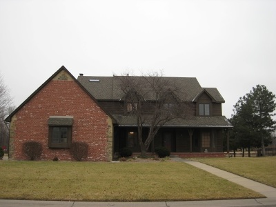 Wichita Single Family Home For Sale: 1720 S Tamarisk Cir