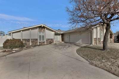 Wichita Single Family Home For Sale: 2810 W Cornelison St