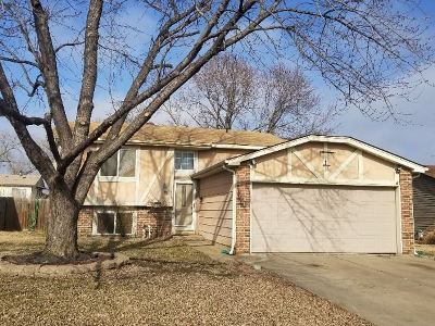 Wichita Single Family Home For Sale: 2546 W Southgate St
