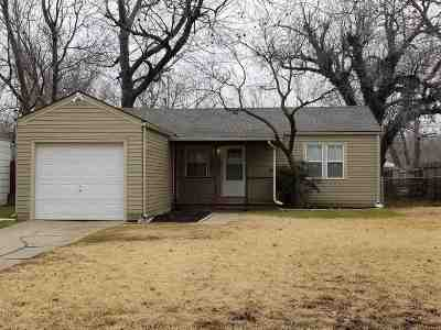 Sedgwick County Single Family Home For Sale: 2244 S Spruce St