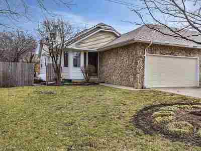 Wichita Single Family Home For Sale: 1434 S Todd Pl