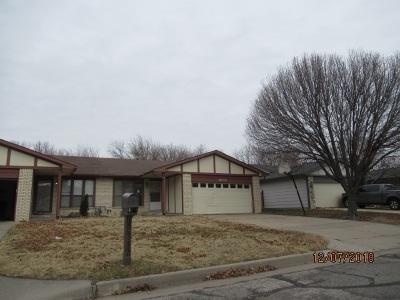 Sedgwick County Single Family Home For Sale: 8714 E Boston