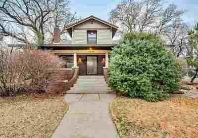 Wichita Single Family Home For Sale: 4004 E English