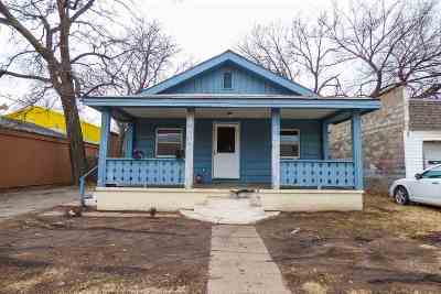 Sedgwick County Multi Family Home For Sale: 1205 S Seneca St