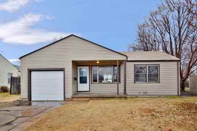 Sedgwick County Single Family Home For Sale: 1814 W Diane St