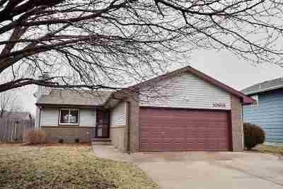 Sedgwick County Single Family Home For Sale: 10818 W Blake Cir