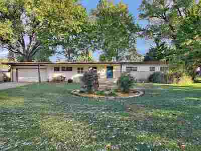 Wichita Single Family Home For Sale: 4100 W 16th St N