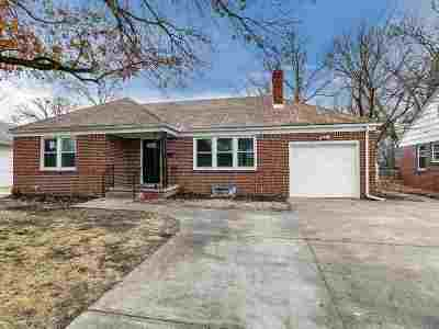 Sedgwick County Single Family Home For Sale: 2809 E Lincoln St