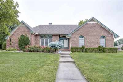 Sedgwick County Single Family Home For Sale: 11448 W 1st Ct N