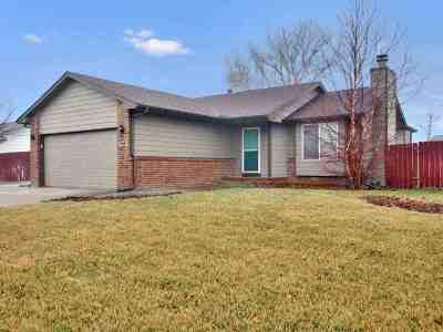 Sedgwick County Single Family Home For Sale: 1603 E Summerwood