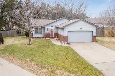 Wichita Single Family Home For Sale: 8625 W Westlawn Ct