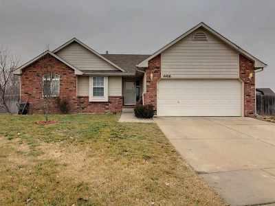 Wichita Single Family Home For Sale: 4406 S Saint Paul Cir