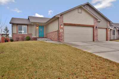 Wichita Single Family Home For Sale: 10907 W Hollywood