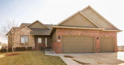 Wichita Single Family Home For Sale: 4017 N Lake Ridge Ct
