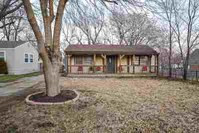 Derby Single Family Home For Sale: 316 N Kokomo Ave
