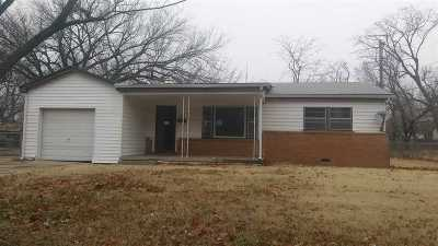 Park City KS Single Family Home For Sale: $64,900