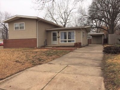 Wichita Single Family Home For Sale: 1903 N High St