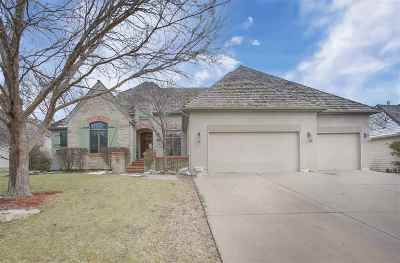 Wichita KS Single Family Home For Sale: $479,000