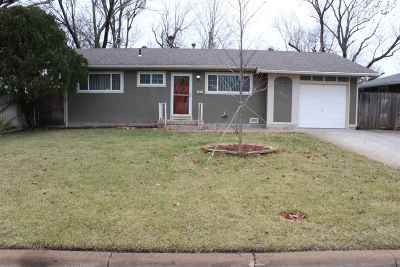 Wichita Single Family Home For Sale: 3147 S Gordon Ave