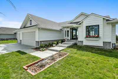 Wichita Single Family Home For Sale: 8207 E 33rd Ct South