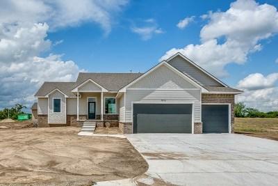 Wichita Single Family Home For Sale: 3412 S Lori Ct