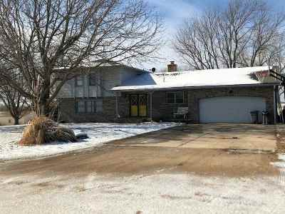 Goddard Single Family Home For Sale: 2009 Trail End Dr