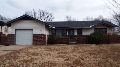 Derby Single Family Home For Sale: 1418 N Georgie